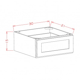 One Drawer Pack Base