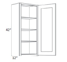 42'' High Single Door