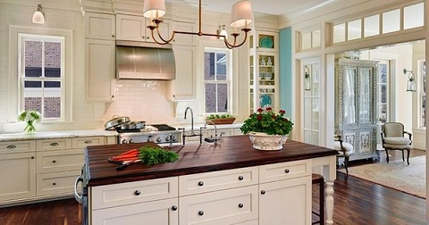 Kitchen Cabinets Cream Valley Shaker
