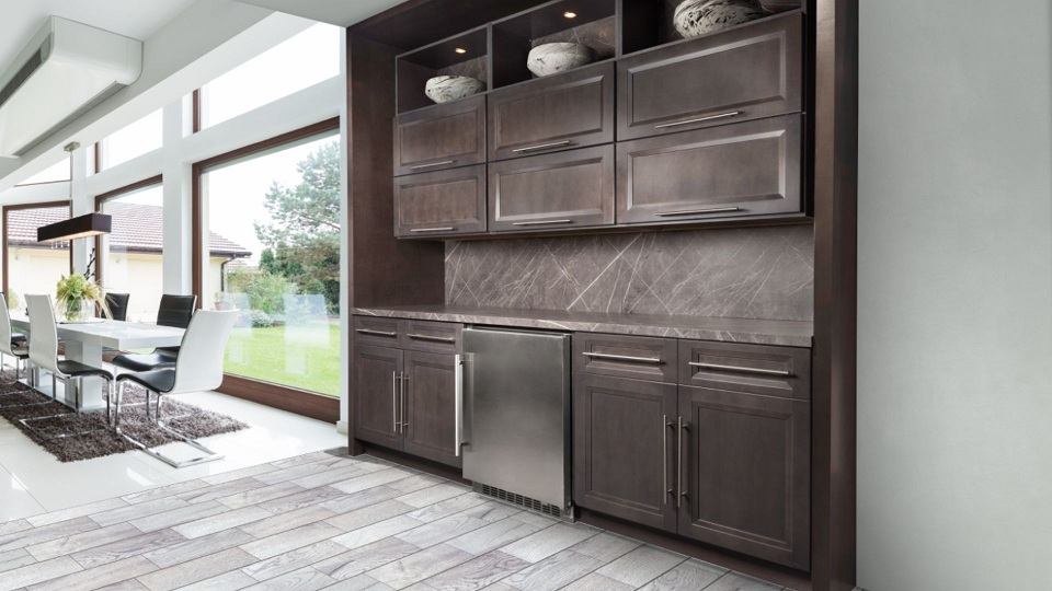Kitchen Cabinets Bronze Bay