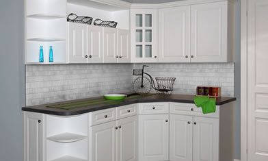 buy capri white discount rta kitchen cabinets wall cabinets