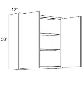 30'' High Double Door