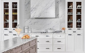 Kitchen Cabinets Alabaster