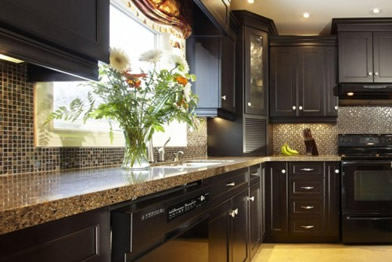 Charming Rta Kitchen Cabinets Midnight York