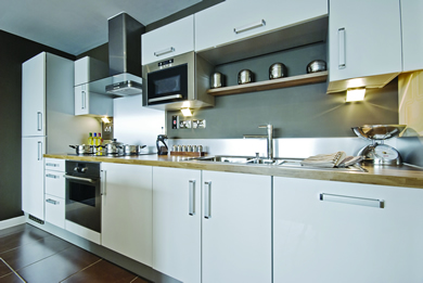 rta kitchen cabinets venice white