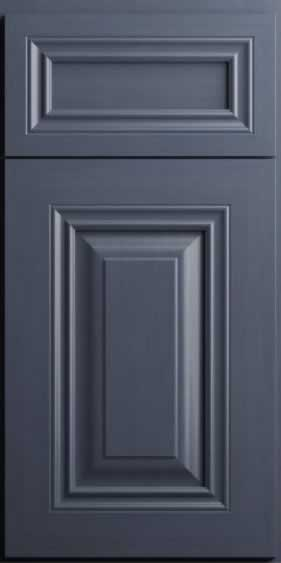 Kitchen Cabinets Blue Royalle