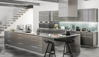 rta kitchen cabinets seattle gray