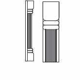 Trimmable Pilaster