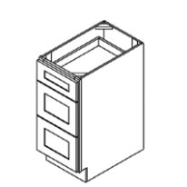 Vanity Drawer Base