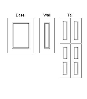 Wainscot End Panel