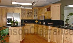 Buy American Maple, Affordable Kitchen Cabinets