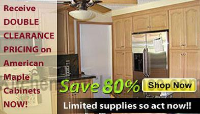 Looking For Kitchens Cabinets On Clearance? 75% Off The Best ...