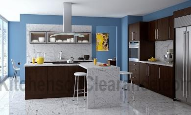 Buy Berkshire Bamboo, Discount RTA Kitchen Cabinets