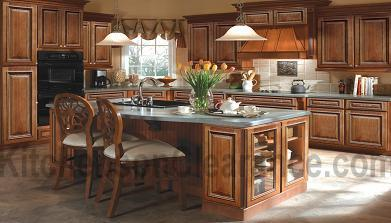 Buy Chestnut Glaze, Wholesale RTA Kitchen Cabinets