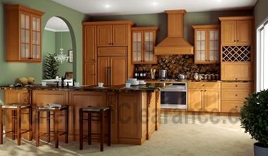 Buy Contours, Affordable RTA Kitchen Cabinets