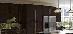 Buy Euro Dark Chocolate, Discount Kitchen Wall Cabinets