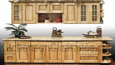 Buy Knotted Oak, Discount RTA Kitchen Cabinets