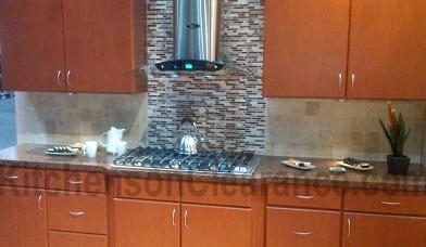 Buy Milan Cherry, Discount RTA Kitchen Cabinets
