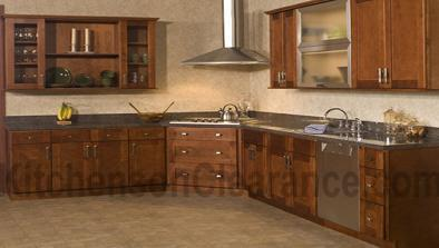 Buy Shaker Spice, Wholesale RTA Kitchen Cabinets