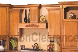 Buy Toffee Maple, Discount Kitchen Wall Cabinets