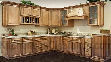 Buy Woodbridge Glaze, Discount RTA Kitchen Cabinets