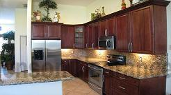 Buy Warwick Walnut, Affordable Kitchen Cabinets